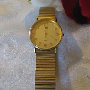 Vintage men's Timex watch